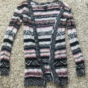 Wetseal Cardigan size small